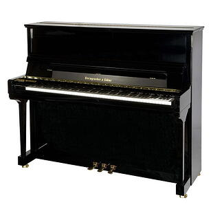 130 T Professional Upright Piano for Pros