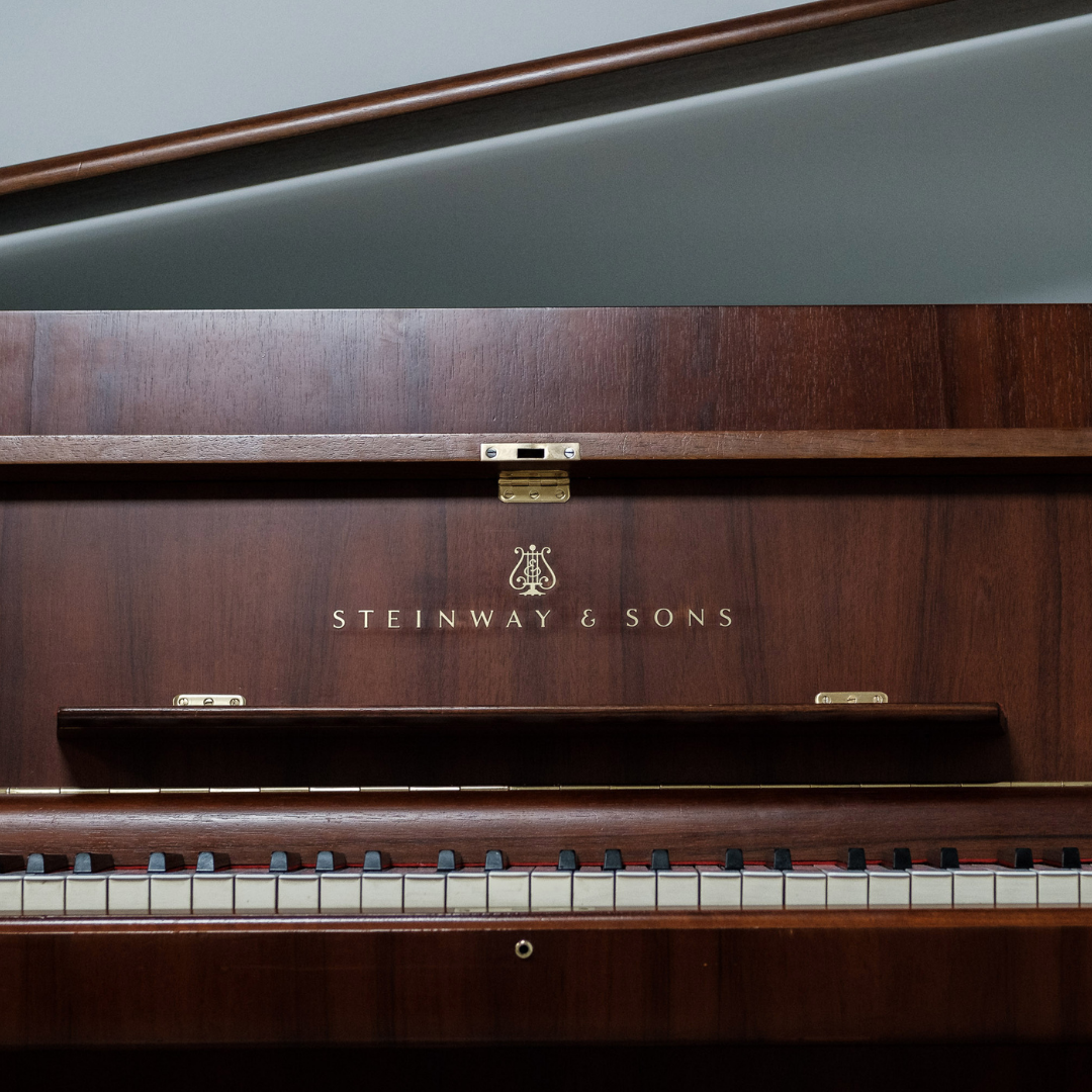 1_ THE CLASSIC STEINWAY To own a Steinway is to join the likes of Lang Lang in their appreciation of the world-renowned piano makers. Steinways are established (since 1853), elegant and refined. (1)