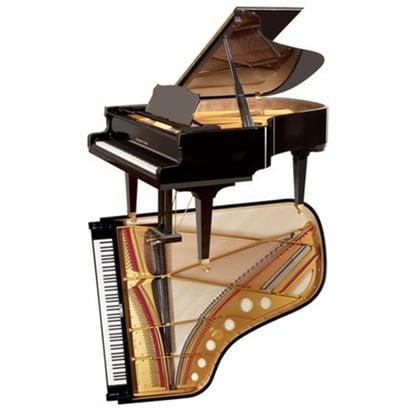 B-192 Salon Grand Piano