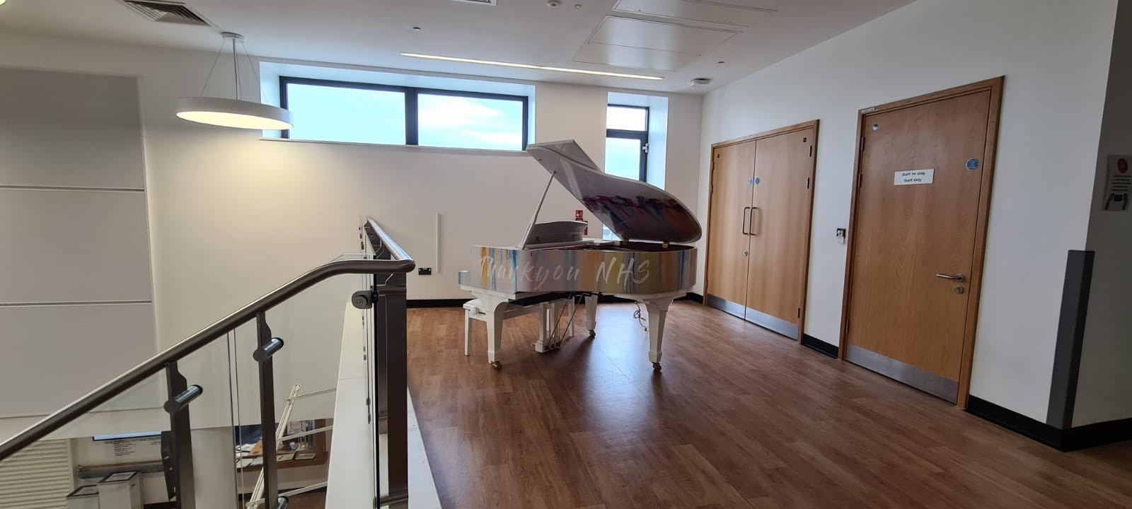 Hospital Piano #1