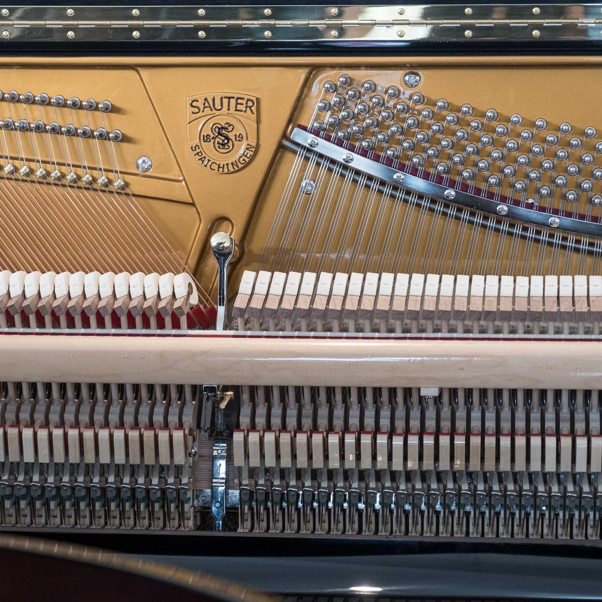 New Sauter 130 upright piano FXT37139