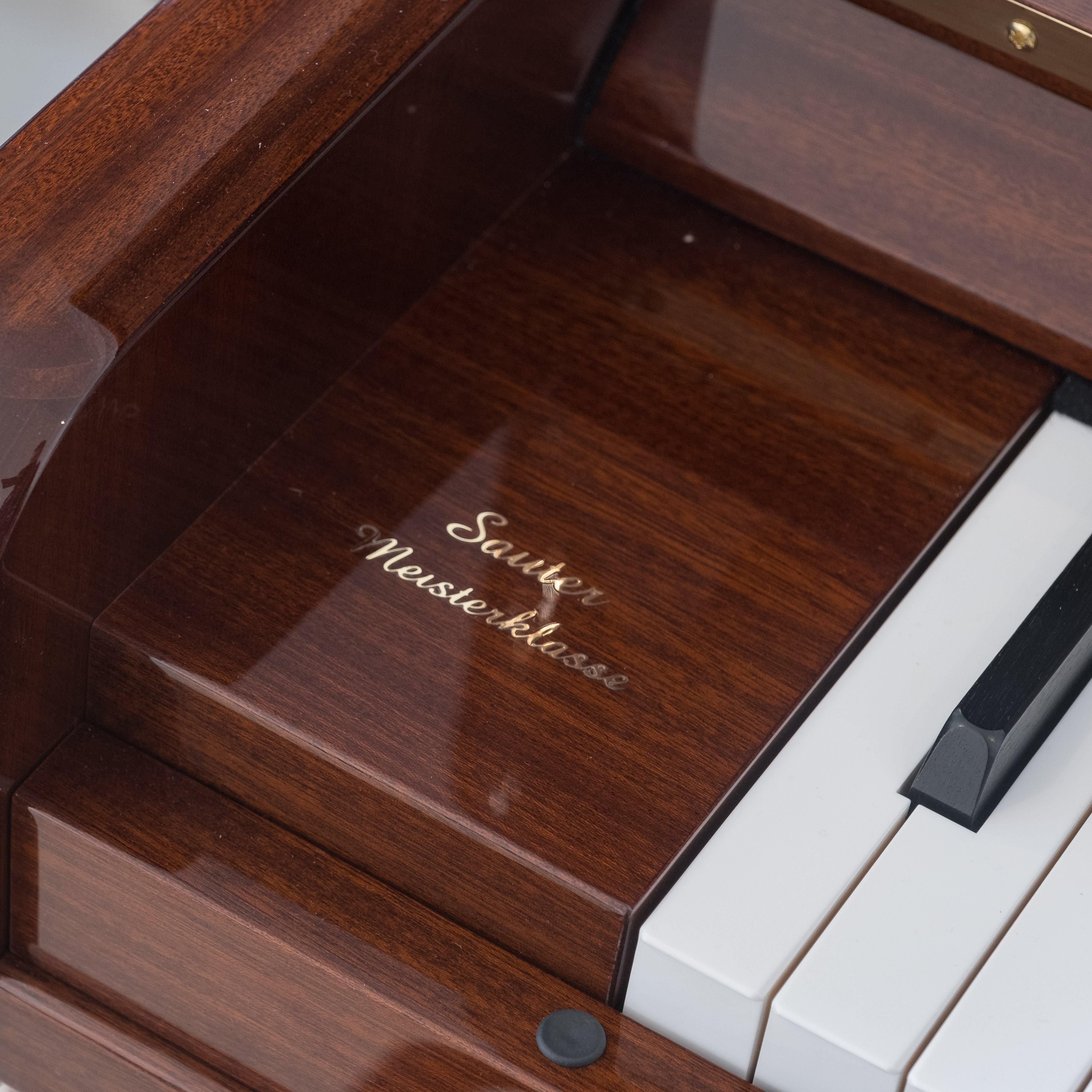Sauter 130 mahogany 12221 DSCF1481