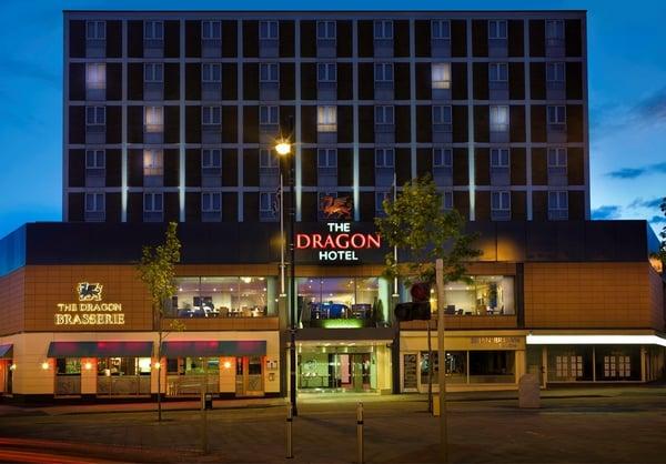 the dragon hotel cardiff