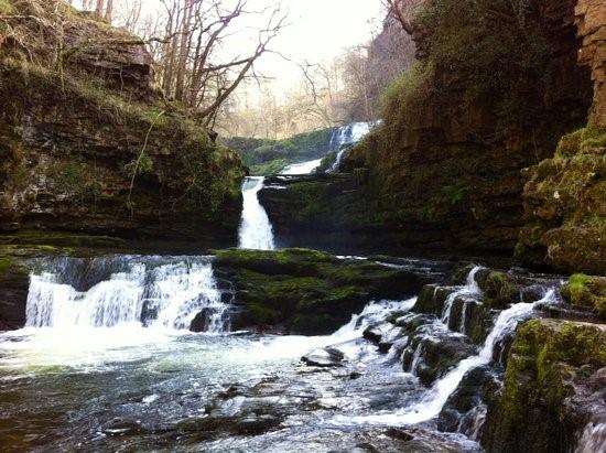 four waterfall walk